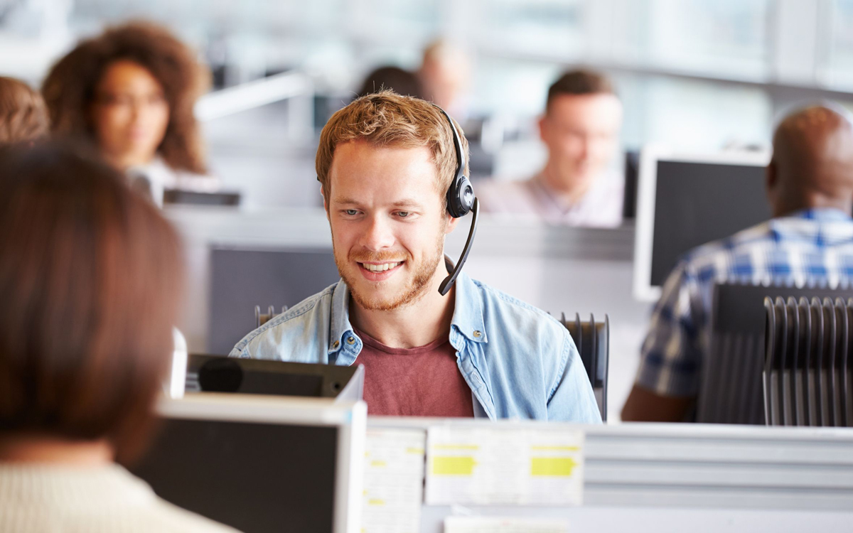 basics for a call centre