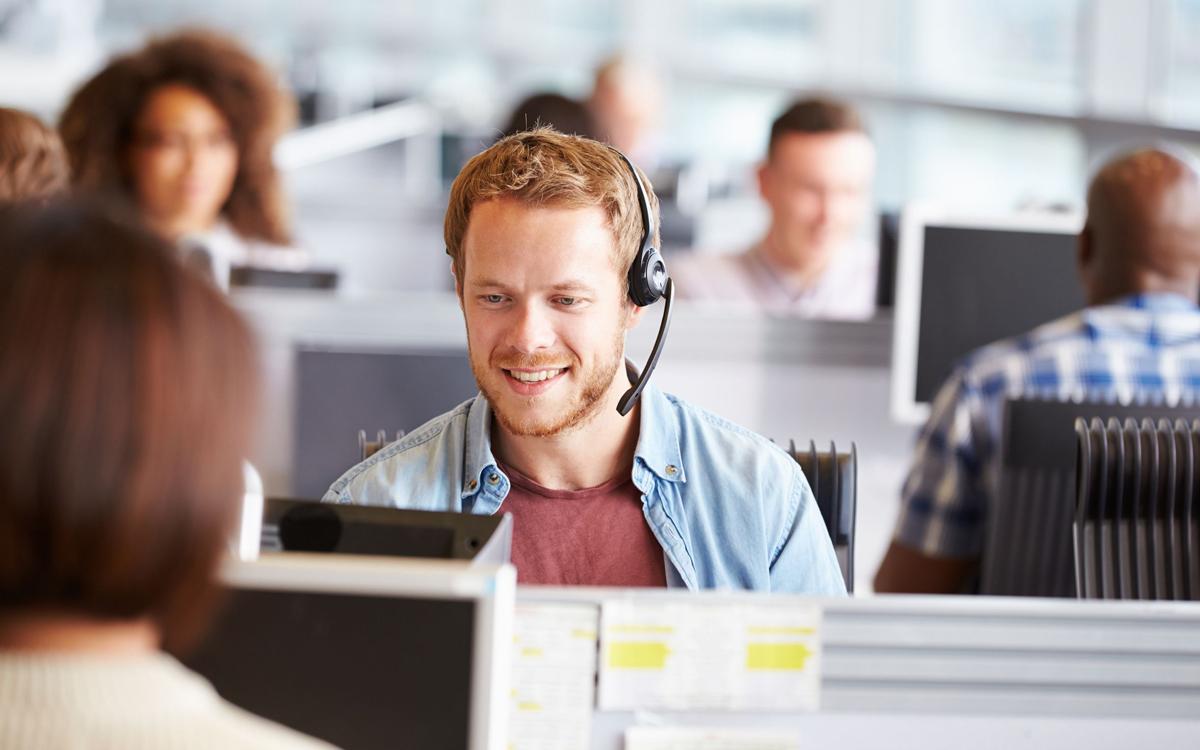 basics for a call centre