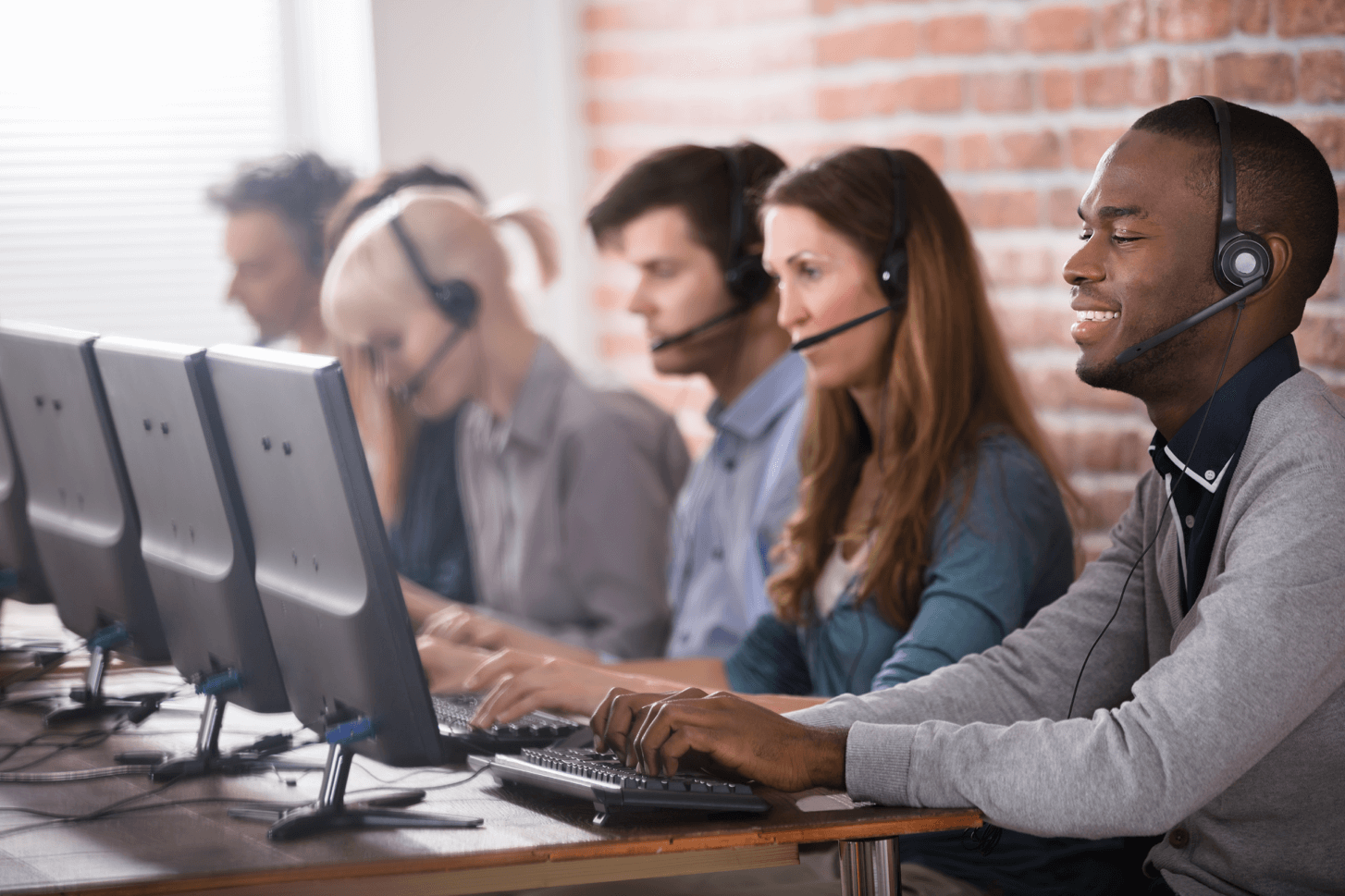 surviving in a call centre